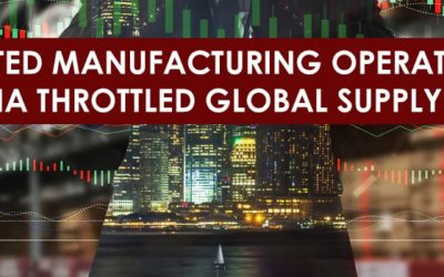 Halted Manufacturing Operations in China Throttled Global Supply Chains