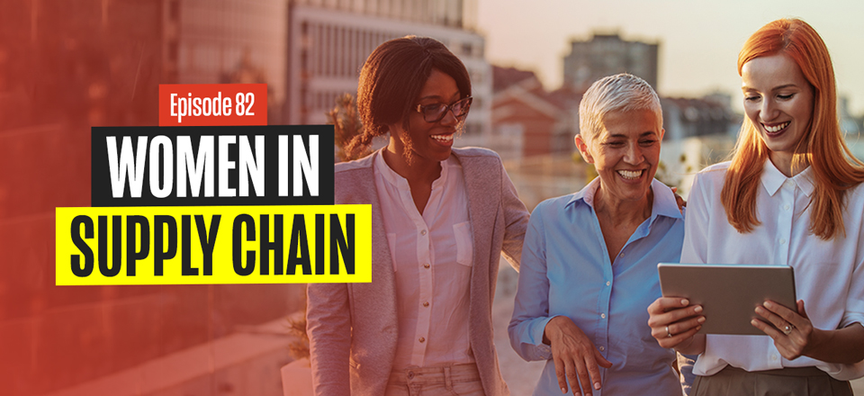 The Insights on Why Only Few Women are in Supply Chain