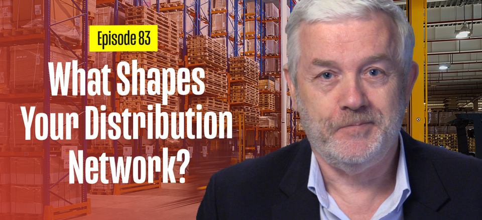 The Key Factor that Determines Your Distribution Network