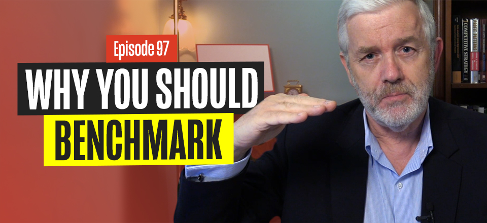 Why You Should Benchmark