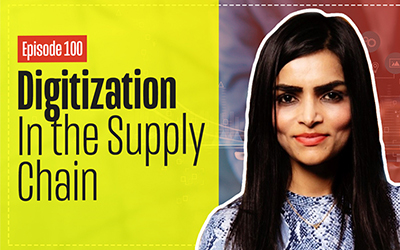 Digitization In the Supply Chain