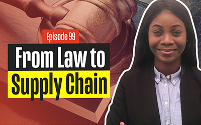 Shifting to a Supply Chain Career