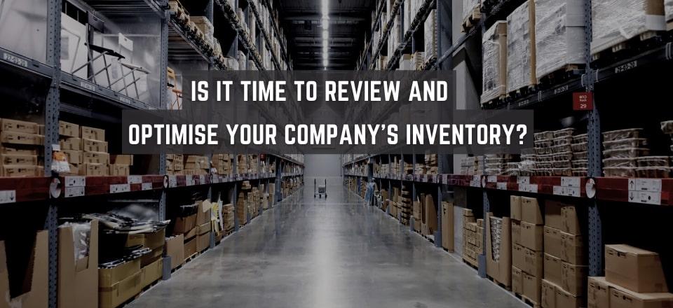 Inventory Optimisation